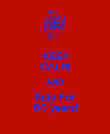 KEEP CALM AND Rule For 60 years! - Personalised Poster large