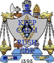 KEEP CALM AND RUSH ZBT - Personalised Poster large