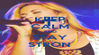 KEEP CALM AND STAY STRON - Personalised Poster large