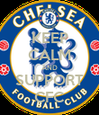 KEEP CALM AND SUPPORT CFC - Personalised Poster large