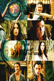 KEEP CALM AND Watch LEGEND OF THE SEEKER - Personalised Poster large