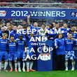 KEEP CALM AND WIN THE FA CUP AGAIN - Personalised Poster large
