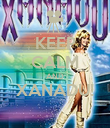 KEEP CALM AND XANADU!  - Personalised Poster large