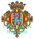 KEEP CALM arriba MAGDALENA festa plena - Personalised Poster large