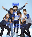 KEEP CALM cause 1D3D comes out in 08/30/13 - Personalised Poster large