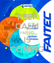 KEEP CALM FAITEC IS COMING - Personalised Poster large