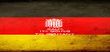 KEEP CALM,  I'M GOING TO GERMANY - Personalised Poster large