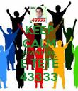 KEEP CALM JUVENTUDE É TETÉ 43333 - Personalised Poster large