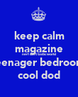 keep calm magazine nerf dart tastic world teenager bedroom  cool dod - Personalised Poster small