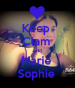 Keep  Clam  And  Marie  Sophie  - Personalised Poster large