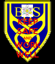 KEEP SAFE AND WORK WELL - Personalised Poster large