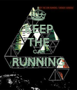 KEEP THE CAR RUNNING  - Personalised Poster large