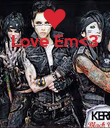 Love Em<3     - Personalised Poster large