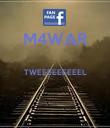 M4WAR  TWEEEEEEEEEL   - Personalised Poster large