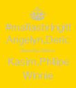 #mafiasbringit! Angelyn,Deric Gracella,Odelia, Kasim,Philipe Winnie - Personalised Poster large
