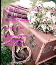 Malas Prontas?            15/03 Encontro Chegando   Só mais 4 dias  #Viagem Literária #AmoDeLonge #VidaLongaVL - Personalised Poster large