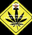 MANTENGA LA CALMA MUCHACHOS Y SEGUIR PRO TIRULIPA BAR - Personalised Poster large