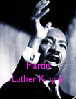 Martin Luther King Jr - Personalised Poster large