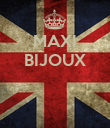 MAXI BIJOUX    - Personalised Poster large