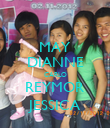 MAY DIANNE CARLO REYMOR JESSICA - Personalised Poster large