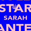 MOLLY STAR SARAH CHANTELLE BEST FRIENDS!! - Personalised Poster large
