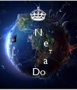 N      e                  T      a Do - Personalised Poster large