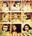 """""""Nem tudo está perdido quando ainda é possível amar"""" Anne Frank   - Personalised Poster large"""