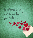 No influence is so 