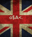 o$A<.    - Personalised Poster large
