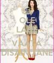 OLE LAHE JA VAATA DISAIN JANE - Personalised Poster large
