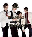 PANIC! AT THE DISCO  - Personalised Poster large