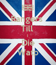 Rangers  Till  I  Die Watp - Personalised Large Wall Decal