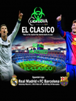 REAL MADRID 3-1 BARCELONA EL-CLASICO - Personalised Poster large