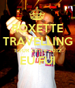 ROXETTE TRAVELLING TOUR 2011 e 2012 EU FUI  - Personalised Poster large