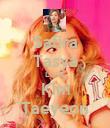 Safira Tasya LOVE Kim Taeyeon - Personalised Poster large