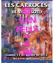 SAN FELIX VEN A MI - Personalised Poster large