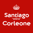 "Santiago ""wiele"" Corleone  - Personalised Poster large"