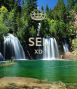 SEL XD   - Personalised Poster large
