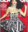 SELENA  GOMEZ IS   - Personalised Poster large