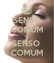 SENSO COMUM & SENSO  COMUM - Personalised Large Wall Decal