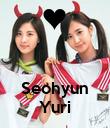 Seohyun Yuri - Personalised Poster large