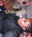 Shiinekah     - Personalised Poster large