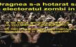 SI CE DACA AM SCOS MORTII LA LA VOTARE?DACA MA SUPARATI O                                                                   CPP SA SCOT TOTI MORTII IN STRADA SI ROMANIA VA FI TARA ZOMBILOR ! - Personalised Poster large