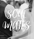 SOUL MATES - Personalised Poster large