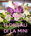 STAI CALM ŞI CUMPĂRĂ FLORIŞĂLI DI LA MINI - Personalised Poster large