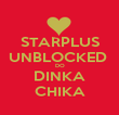 STARPLUS UNBLOCKED  DO DINKA CHIKA - Personalised Large Wall Decal