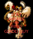 STAY AWAKE AND FIND GOOD GUY - Personalised Poster large