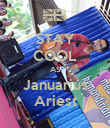 STAY COOL AS Januarius Ariest - Personalised Poster large