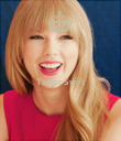 Taylor Swift   - Personalised Poster large