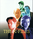 THE X-FILES - Personalised Poster large